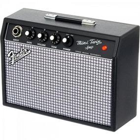 Mini Amplificador Fender Twin 65 Pt