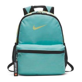 Mochila Nike Infantil Mini Brasilia Verde Claro Ba5559434