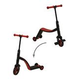 Triciclo Monopatin Pata Pata 3 En 1 Avanti Scootrike