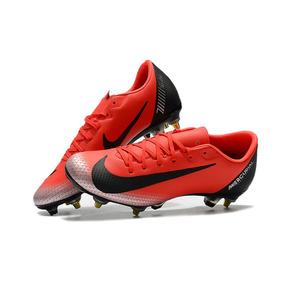 Chuteira Nike Vapor Xii Pro Travas De Alumínio Original