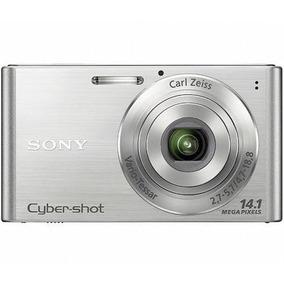 Camera Sony Cybershot Dsc-w320 14.1 Mpx Prata 2.7 Lcd