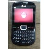 Aparelho Celular Lg C365 Claro Desbloqueado Usado
