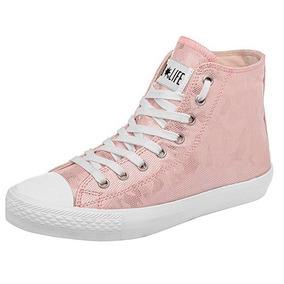 Dtt Tenis Sneaker Playing Niñas Sintético Rosa 67308