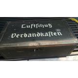 Caixa De Primeiros Socorros Alemã