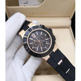 7fbe067b89c Relogio Bvlgari Titanium Ch35s D416 - Relógios no Mercado Livre Brasil