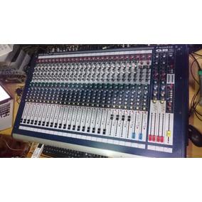 Mesa De Som Soundcraft Gb 2