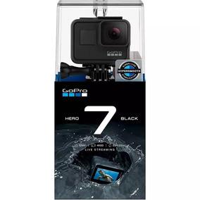 Gopro Hero 7 Black Filmadora Chdhx-701 Lw 64g Classe 10