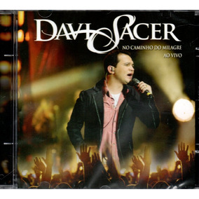 cd de davi sacer no caminho do milagre playback
