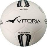 d43b1e641c Bola Futsal Vitória Série Prata Max 100 Mirim Sub 11 Oficial
