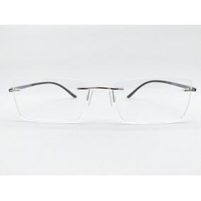 1b6650af5ca9a Armação Sem Aro Óculos Balgrif 6615 C5 · R  139 90