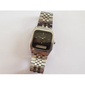 28aec14c0cc Relogio Seiko Ana Digi Antigo - Relógios no Mercado Livre Brasil