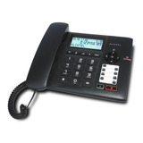 Telefono Fijo Alcatel Temporis 70 Lcd Caller Id Agenda Flash