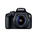 Camara Canon Eos Rebel T100 18 Mp Cmos Pantalla 2.7