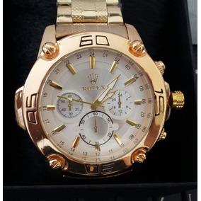 4a192a3ef40 Relógio Rolex Segunda Linha Masculino - Relógios De Pulso no Mercado ...