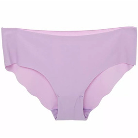 X2 Pcs - Panty Tanga Invisible Suave Y Sin Costura - Hipster