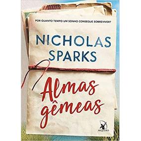 Almas Gêmeas Livro Nicholas Sparks Frete 12 Reais