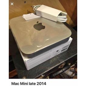 Mini Mac Apple + Teclado Sem Fio.