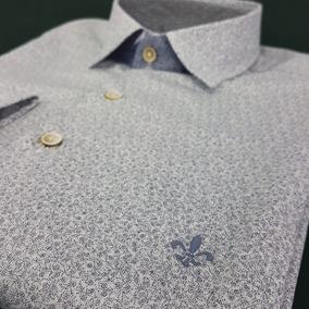 Camisa Masc Dudalina Ml Slim Fit 0120
