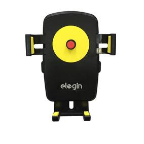 Suporte Articulado Para Celular Tablet Gps Elogin Amarelo