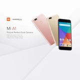 Xiaomi Mi A1 Phablet Global Version 4g- Lte Smartphone