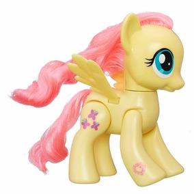 My Little Pony Amigas E Accion Pinkie Pie Fluttershy B3601