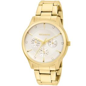 f6ad711a512 4x Relogio Technos 6p29ago Feminino - Relógios De Pulso no Mercado ...