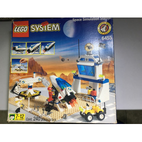 Lego 6455 Space Simulation Station