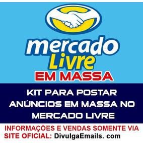 Kit Para Divulgação Em Massa No Mercado Livre. (veja!) Ganh