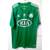 Camisa Palmeiras Original 2012 - Modelo Usada Por Jogadores
