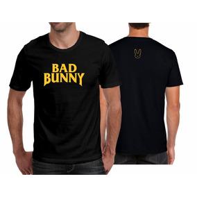 e055db1469dd9 Camisa Bad Bunny Talla Xl - Playeras XL Algodón en Mercado Libre México