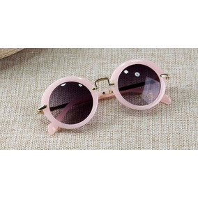 Oculos De Sol Gatinho Rosa Infantil - Óculos De Sol no Mercado Livre ... 944a62d1bc