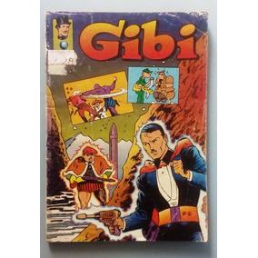 Gibi 5 Mandrake Fantasma E Recruta Zero Editora Globo 1993