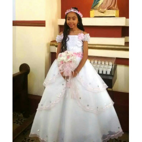 Alquiler de vestidos de primera comunion itagui