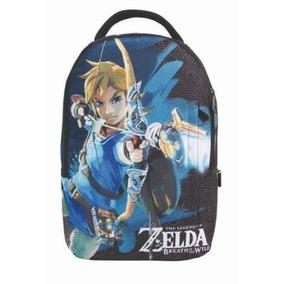 Zelda Nintendo Overprint Mochila G 11172 - Dmw