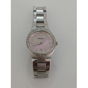 Relogio Fossil Am 3695 Genuine Leather Original - Relógios De Pulso ... c299275bcc
