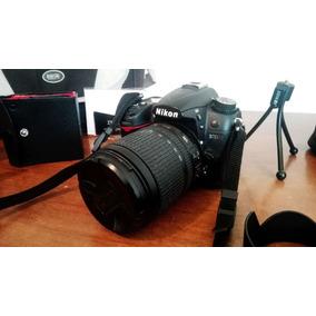 Nikon D7000 + Obj. Af-s Dx Zoom-nikkor 18-105mm Y Extras