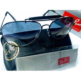 466f0ff652f44 Oculos Ray Ban Caçador Preto De Sol - Óculos no Mercado Livre Brasil
