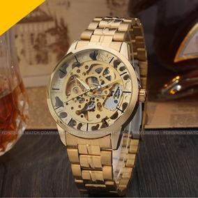 12406364bbc Relogio De Ouro - Relógio Masculino no Mercado Livre Brasil