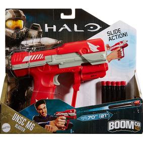 Lanzador Blaster Halo Unsc M6 Boom Co