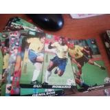 100 Cards Del Mundial Francia 98