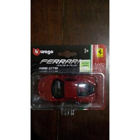 Ferrari 488 Gtb Coleccion Clarin Burago 1/43 Zona Retro