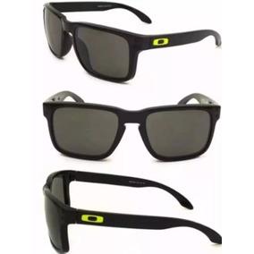 5c709ca5b623b Oculos Oakley Holbrook Amarelo - Óculos no Mercado Livre Brasil