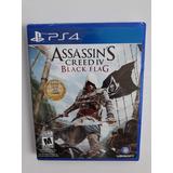 Assassins Creed Iv 4 Black Flag Ps4 Nuevo Y Sellado Español