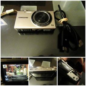 Cámara Digital Samsung Sh100 14.2 Megapixels