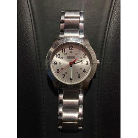 ¡remate! Reloj Coach Caballero