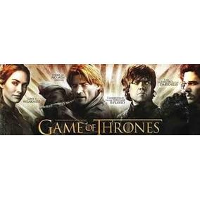 Game Of Thrones 6° Temporada - Completa + 7ª De Brinde