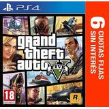 Gta 6 Ps4 Gta Grand Theft Auto Ps4 En Mercado Libre Argentina