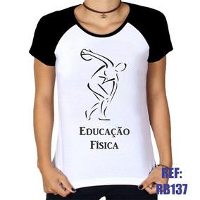 61a783229896e Camiseta Educação Física - Camisetas em Rio de Janeiro no Mercado ...