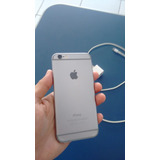iPhone 6 128gb Prata Usado