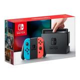 Nintendo Switch Sellada Garantía Nueva